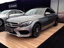 Noul Mercedes-Benz Clasa C la SAM 2014