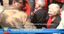 Victor Ponta si Doina Pana