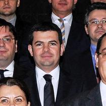 Ministrul Daniel Constantin, in Guvern