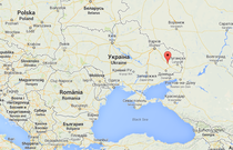 Artemivsk (estul Ucrainei)