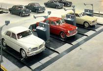 In uzina Volvo Car Torslanda