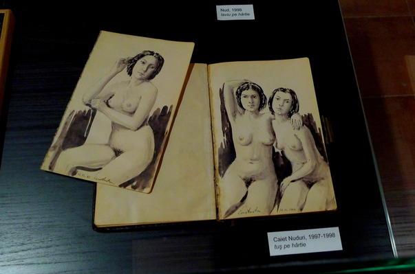 Expozitie Retrospectiva: Constantin Pacea (3)