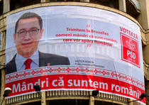 PSD si Victor Ponta au castigat detasat alegerile europarlamentare 2014