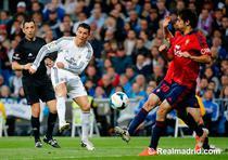 Cristiano Ronaldo, in forma maxima