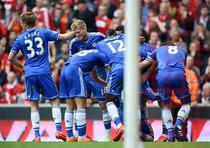 Chelsea, victorie mare pe Anfield