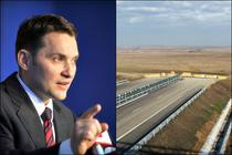 Dan Sova si constructia de autostrazi in Romania