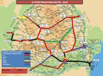 Autostrazile finalizate in 2020 - strategia Guvernului Ponta
