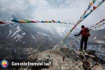 Urcusul spre Everest