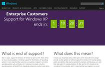 Microsoft retrage suportul pentru XP