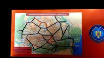 FOTOGALERIE Primele imagini cu Masterplanul pentru transporturi - autostrazi