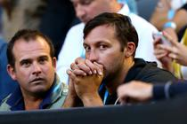 Ian Thorpe, in tribuna la Australian Open