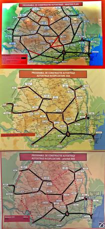 Comparatie - Masterplan, 2020 si 2022
