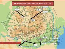 Autostrazile finantate din Acciza