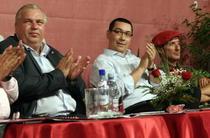 Nicusor Constantinescu, Victor Ponta si Radu Mazare