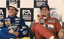 Prost si Senna