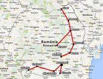 10 Studii de Fezabilitate pentru noi autostrazi in Romania