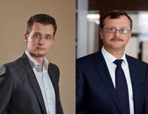 Alexandru Iorgulescu si Stan Tirnoveanu