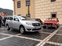 La intalnirea Dacia Clasic