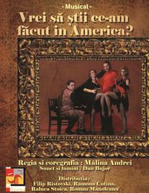La Scena: Vrei sa stii ce am facut in America?