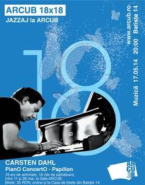 PianO ConcertO cu Carsten Dahl