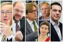 Foto - principalii candidati