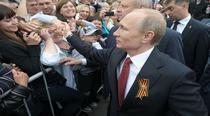 Putin in Crimeea