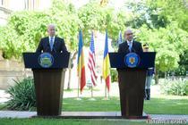 Joe Biden si Traian Basescu