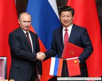 Vladimir Putin a semnat un contract istoric cu omologul chinez, Xi Jinping