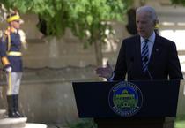 Joe Biden la Palatul Cotroceni
