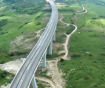 Viaductul de la Aciliu (mai 2014)