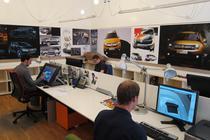 Centrul de design al Renault din Bucuresti