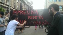 Banner pentru Serbia si Bosnia
