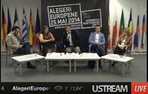 Live de la Parlamentul European, Bucuresti