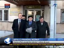 Mircea Cosma, retinut de procurori