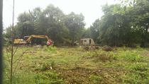 FOTOGALERIE Cum arata bucata retrocedata din Parcul Tineretului pe 27 mai 2014