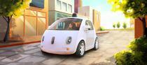 Prototipul masinii autonome Google