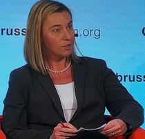 Federica Mogherini, sefa diplomatiei UE