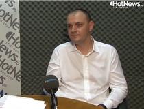 Sebastian Ghita in studioul HotNews