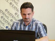 Dr. Constantin Jemna in studioul HotNews