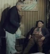 Scena din filmul Secretul lui Bachus (1984)