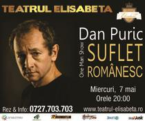'Suflet Romanesc' cu Dan Puric