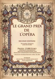 Le Grand Prix de l'Opera 2014