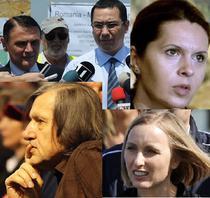 Candidati la alegerile partiale pentru Parlament