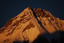 Himalaya, la ceas de seara