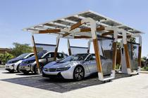 Car Port BMW DesignworksUSA