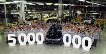 Dacia cu numarul 5 milioane