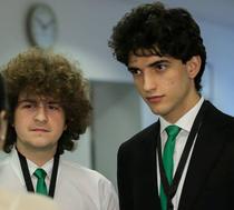 Stefan Iov si Alexandru Glontaru