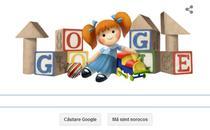 Logo Google 1 iunie