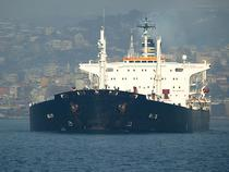 Tanker petrolier