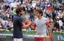 Gulbis il invinge pe Federer